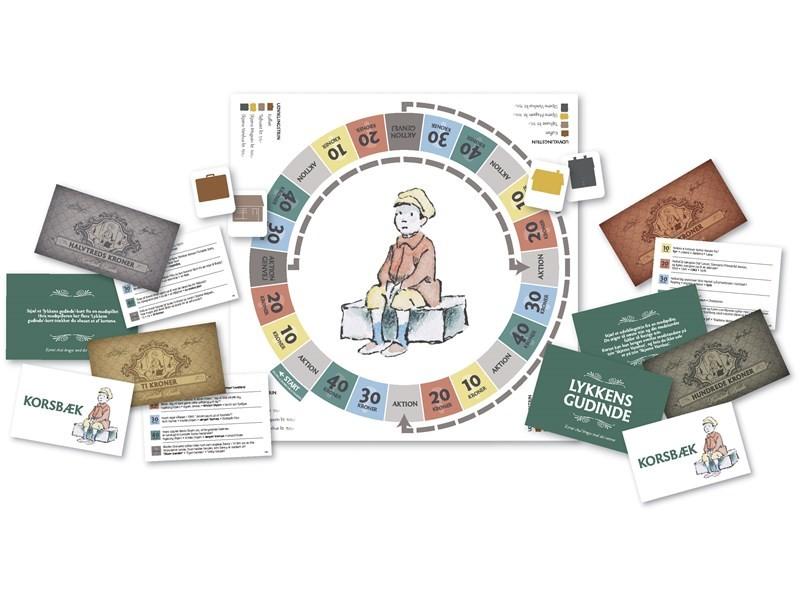 Korsbæk - brætspil