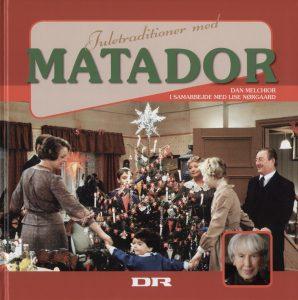 Kom med Maude, Elisabeth, Røde, Grisehandleren og alle de andre til julefest i Korsbæk. Se, hvordan familierne fra Matador fejrede jul, og læs om Lise Nørgaards egen jul fra dengang.